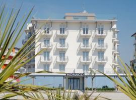 Hotel Monaco, Каорле