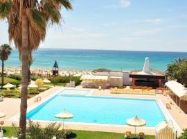 Hotel El Fell, Al-Hammamat