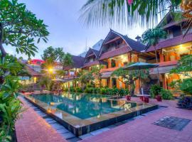 Troppo Zone Puri Rama Resort Kuta, Legian