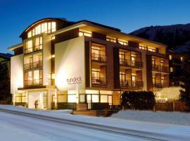 Hotel Rundeck, Sankt Anton am Arlberg