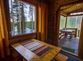 Ahvenlampi Camping, Kolkanlahti