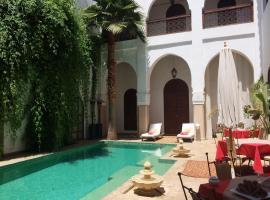 Riad Shama Suites & Spa, Marrakesz