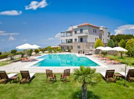 Marini Luxury Apartments and Suites, Aegina