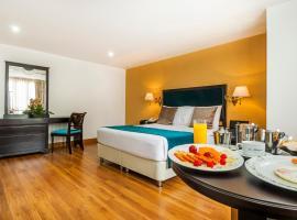 Hotel Le Manoir Bogotá, Bogotá