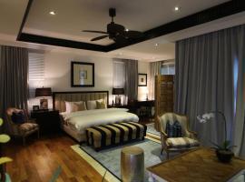 Luxury Villas at Ombak Villa Langkawi, Пантай-Сенанг
