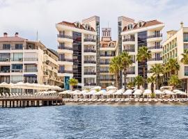 Poseidon Hotel - Scene Concept, Marmaris