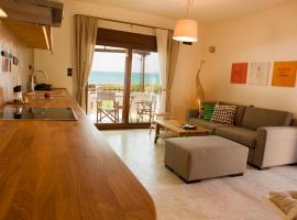 Horizonte Seafront Suites, Kíssamos