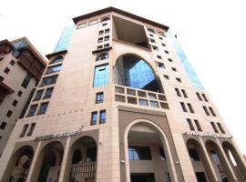 Manazel Alaswaf Hotel, Medyna