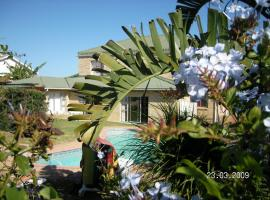 Blue Horizon Bay Guest House, Van Stadensriviermond
