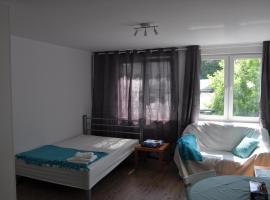 Powisle Apartment, Warsaw