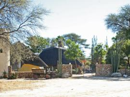 Otjohotozu Guestfarm, Omaruru