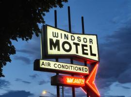 Windsor Motel, Лейк-Джордж