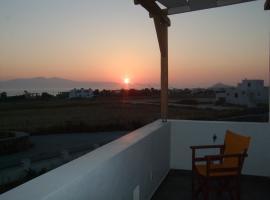 Irida Luxury Apartments, Kastraki