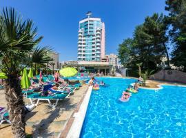 Grand Hotel Sunny Beach - All Inclusive, 阳光海滩