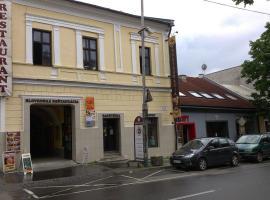 Penzión Marína pri Slovenskej reštaurácii, Brezno