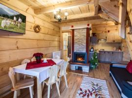 Domki drewniane Szarotka Górska, Zakopane