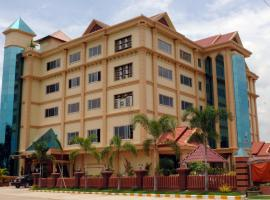 President Battambang City Hotel, Battambang