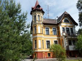 Hotel Evropa, Франтишковы Лазне