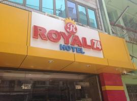 Royal 74 Hotel, Yangon