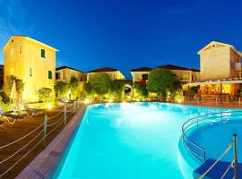 Alkyon Apartments & Villas Hotel, Lygia