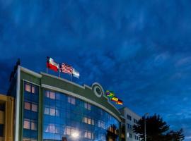 Hotel HD, Concepción