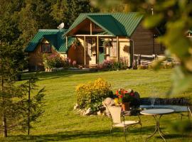 Paradis de Charlevoix, Baie-Saint-Paul