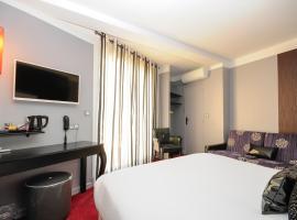 Nyx Hotel, Perpignan