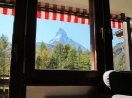 Apartment Lauber, Haus Wichje A, Zermatt, Zermatt