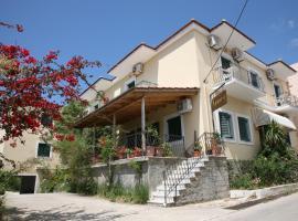 Ammousa Hotel Apartments, Lixoúrion