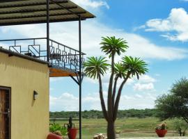 Ovita Wildlife Restcamp, Okazize