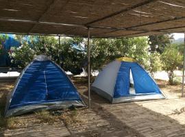 Achivadolimni Camping, 阿达玛斯