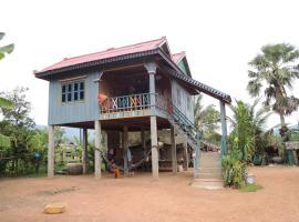 Hang Hueong Homestay, Châmbák Dângkôm