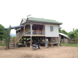 Khorn Khorn Homestay, Châmbák Dângkôm