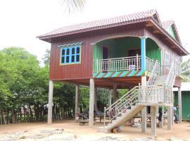 Khorn Nai Homestay, Châmbák Dângkôm