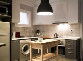 Idyllic Apartment with Terrace,