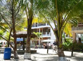 Hotel Sherwood, Tela