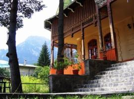 Casa Frasin, Buşteni