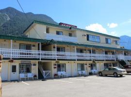 Best Continental Motel, Hope