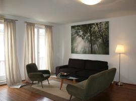 Apartment Mirabell, Salzburg