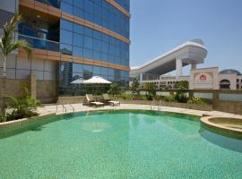 DoubleTree by Hilton Hotel and Residences Dubai – Al Barsha, Dubaj
