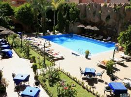 Imperial Holiday Hôtel & spa, Marrakesz