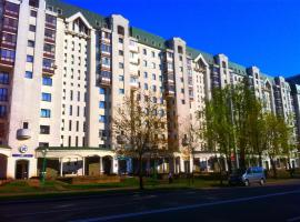 Apartment Nekrasova, Минск