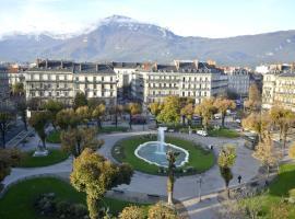 Hôtel d'Angleterre Grenoble Hyper-Centre, Grenoble