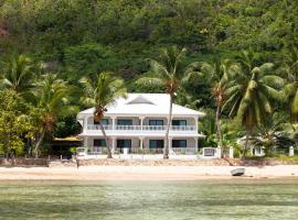 Villa Face Mer, Anse Volbert Village