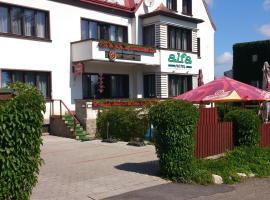 Hotel Alfa, Trutnov