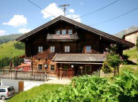 Ferienhaus Martlerhof Schöneben, Tux