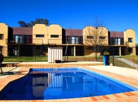 Amberoo Apartments, Tamworth