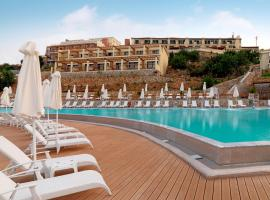 Apostolata Island Resort and Spa, 斯卡拉