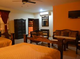 Hotel & Spa Copan Colonial, Copán