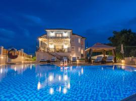 Frido Luxury Villa, Akrotiri